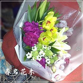 母親節花束母親節特價台中花店