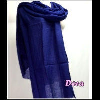 S038素色圍巾