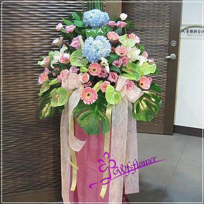 BL002羅馬花柱一對台南市花店