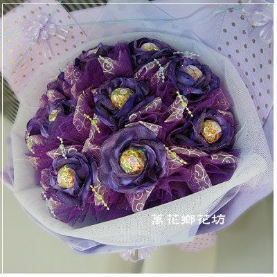 C046甜蜜快遞金莎花束生日花束台灣台南花店