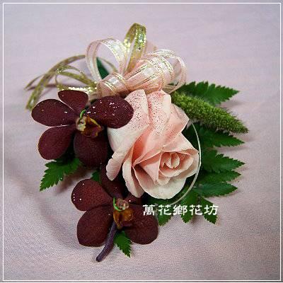 w-17精緻胸花台南市花店