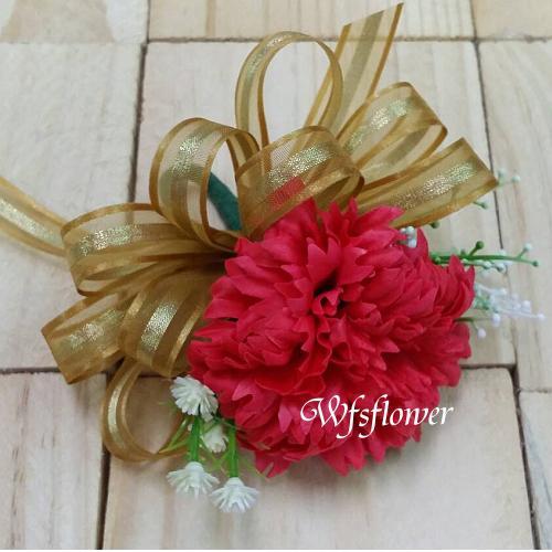 w-40母親節康乃馨胸花台南市花店台南送花