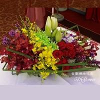 D001精緻盆花台南市花店