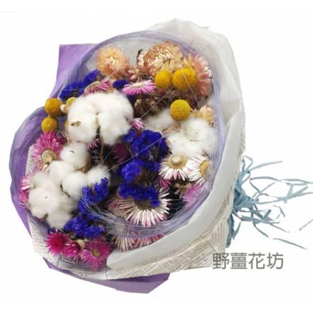 AA073乾燥花束
