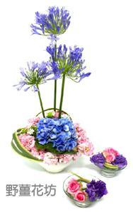 C023藝術盆花