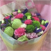 A038康乃馨花束母親節花束