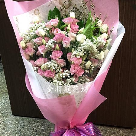 A050那些年的我們玫瑰花束演唱會獻花花束