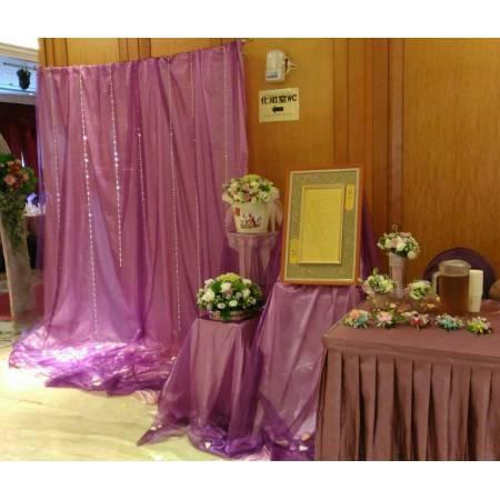 [MM06]結婚會場佈置浪漫婚禮會場