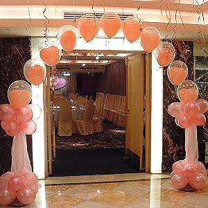 婚禮會場佈置