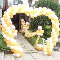 教堂婚禮佈置-戶外佈置