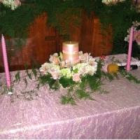 教堂婚禮佈置