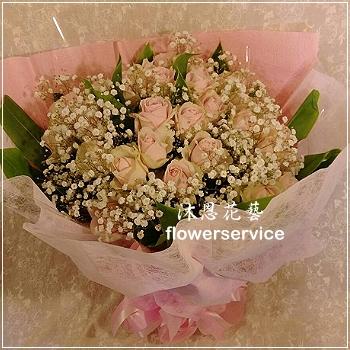 K074玫瑰花束情人節花束生日特殊節日花束