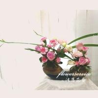 M057祝賀盆花喜慶盆花