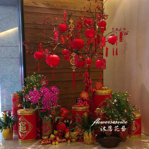 A021年節佈置(新春)