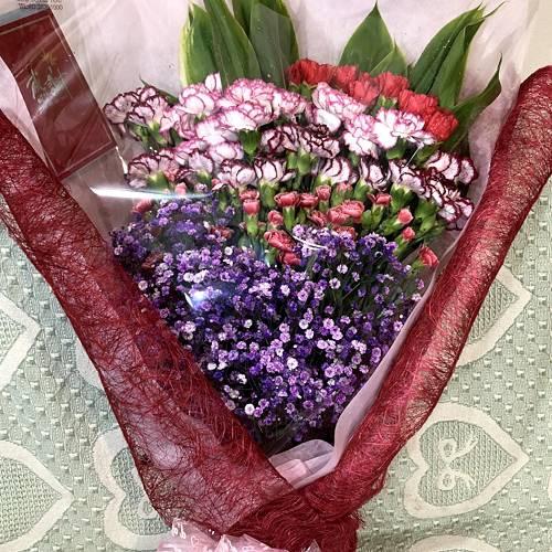 K102滿滿的愛母親節花束