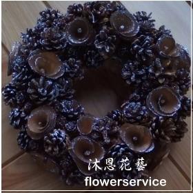 M044台北花店沐恩花藝祝賀盆花喜慶盆花