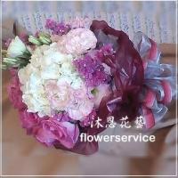 K048情人節花束生日特殊節日花束