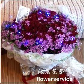 K049情人節花束求婚花束大型花束