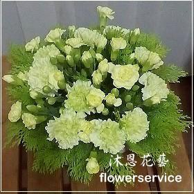 M049台北花店沐恩花藝祝賀盆花喜慶盆花母親節盆花