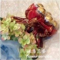 Q003畢業季花束金莎花束生日花束