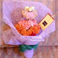 K063生日特殊節日花束