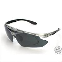 AD品牌最新款前掀式可調式鼻墊寶麗來偏光運動太陽眼鏡(近視可用)~台灣製外銷精品~Samurai-P套裝組