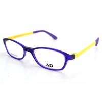 AD品牌~韓國製Ultem(鎢鈦)材質(PEI)兒童專用超輕量超柔軟彈力光學近視框AeroKid201