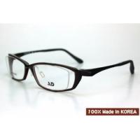AD品牌~韓國製Ultem(鎢鈦)材質(PEI)3D立體塑鋼全框眼鏡型號:Aero501