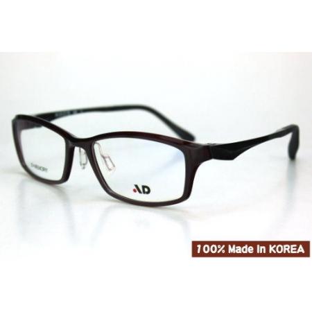 AD品牌~韓國製Ultem(鎢鈦)材質(PEI)3D立體塑鋼近視光學框型號:Aero504