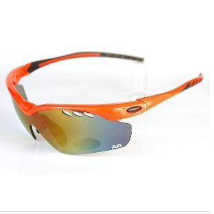 AD運動防風護目太陽眼鏡~台灣外銷精品精緻系列彩框-型號Navy海軍