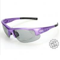 AD科技變色鏡片近視可用運動太陽眼鏡~白天到夜晚一付搞定~全方位保護眼睛-型號:Shift