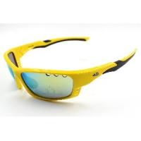 AD品牌~閃亮色全框包覆式運動護目太陽眼鏡~台灣外銷精品型號Salta