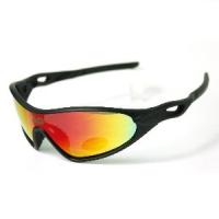 AD品牌~熊熊紀念版運動防風護目太陽眼鏡~台灣外銷精品型號T-Bear