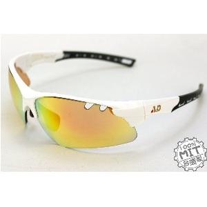 AD科技多層膜彩銥變色鏡片運動太陽眼鏡~白天到夜晚一付搞定~全方位保護眼睛-型號:BravoCH(黑)