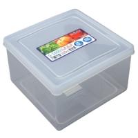 G1600G-1600巧麗方型1600ml密封盒KEYWAY聯府