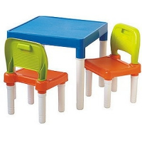 RB8011RB-801-1可愛兒童桌椅組KEYWAY聯府