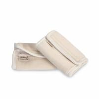 100%天然有機棉口水巾(2色可選)