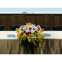 D018精緻盆花祝賀花禮開幕喬遷展覽祝賀