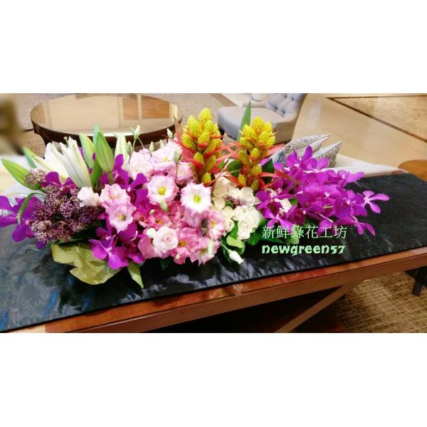D038精緻盆花