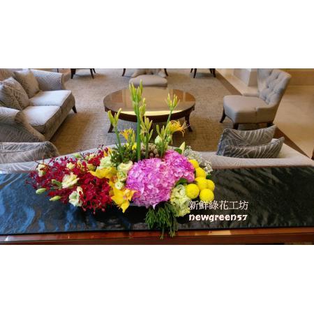 D042桌上型盆花
