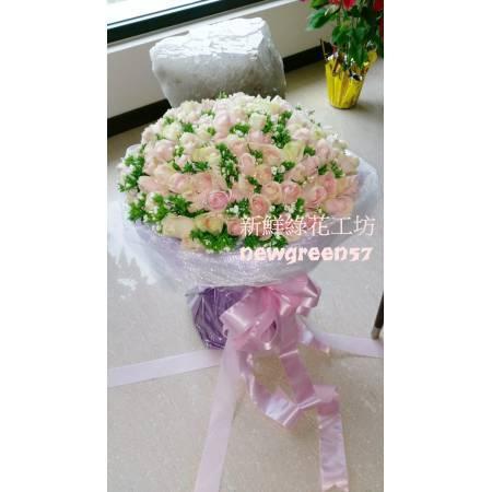 A027花束