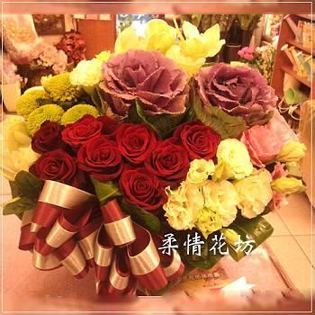 B001會場佈置精緻盆花慶祝榮陞、開幕喬遷