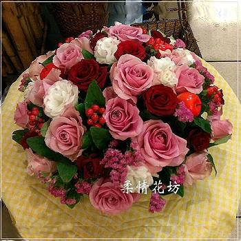 B005會場佈置精緻盆花慶祝榮陞、開幕喬遷