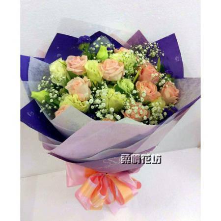 A028情人花束求婚花束生日花束