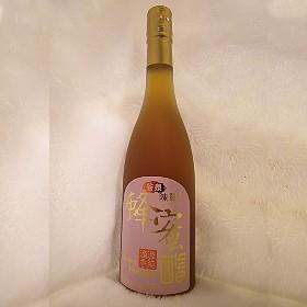 蜂蜜醋500g/瓶(自家蜂蜜釀造)