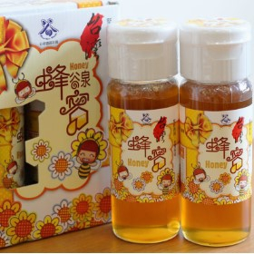 【谷泉咖啡】龍眼蜂蜜420g/瓶x2