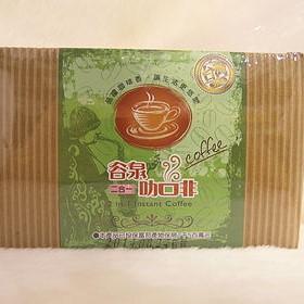 【谷泉咖啡】二合一即溶咖啡
