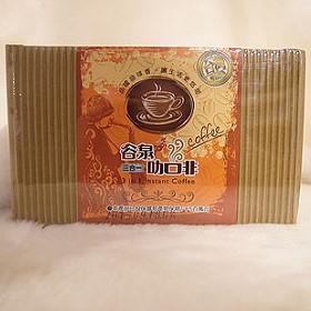【谷泉咖啡】谷泉三合一即溶咖啡