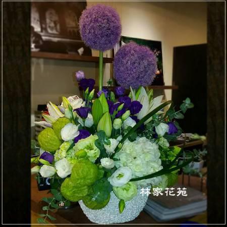 C002祝賀喜慶盆花會場佈置開幕榮陞賀禮