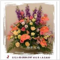 C004祝賀喜慶盆花會場佈置開幕榮陞賀禮